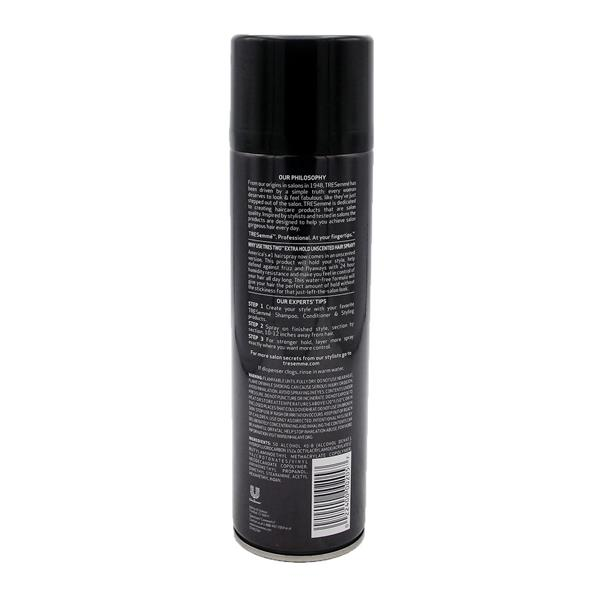 TRESemme Unscented Tres Two Spray Extra Hold Hair Spray