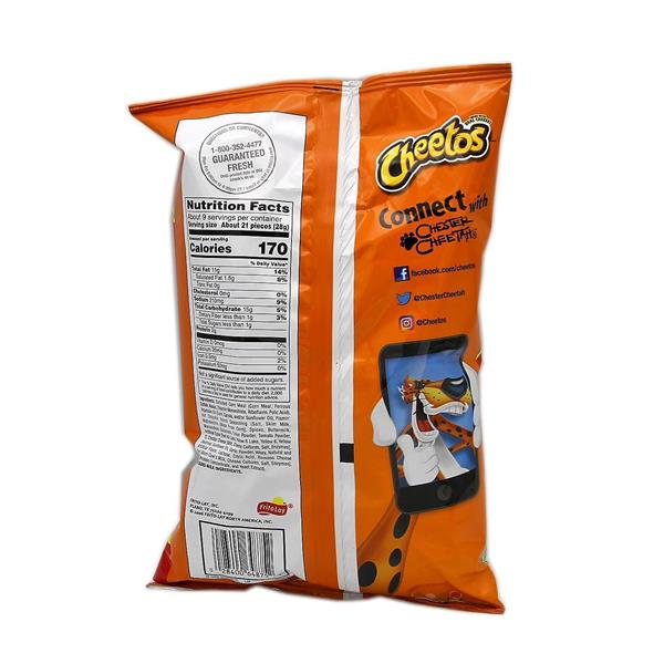 Cheetos Crunchy Flamin Hot Chipotle Ranch
