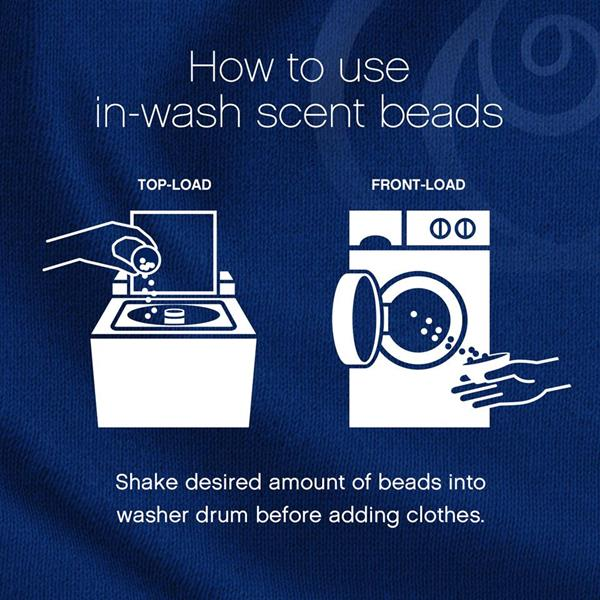 Downy Infusions In-Wash Scent Booster Beads, Botanical Mist