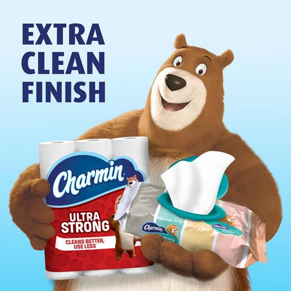 Charmin Flushable Wipes - 2 - 40Ct Packs