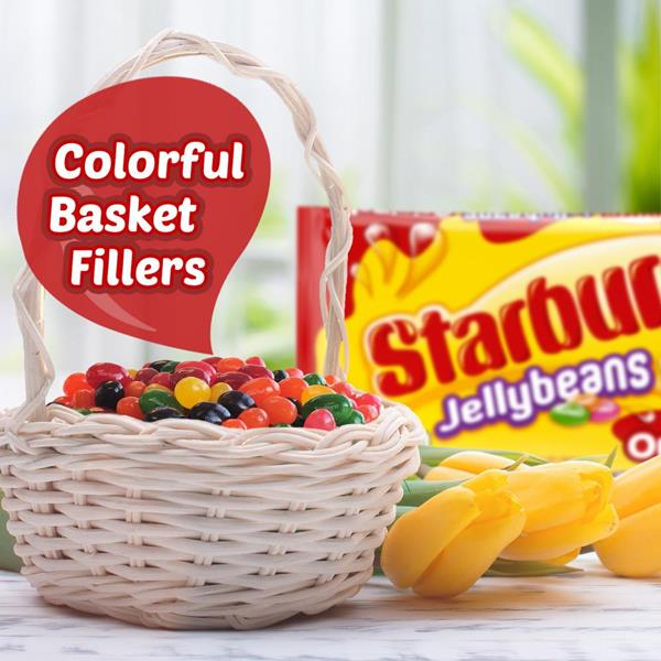 STARBURST Original Jellybeans Candy Bag