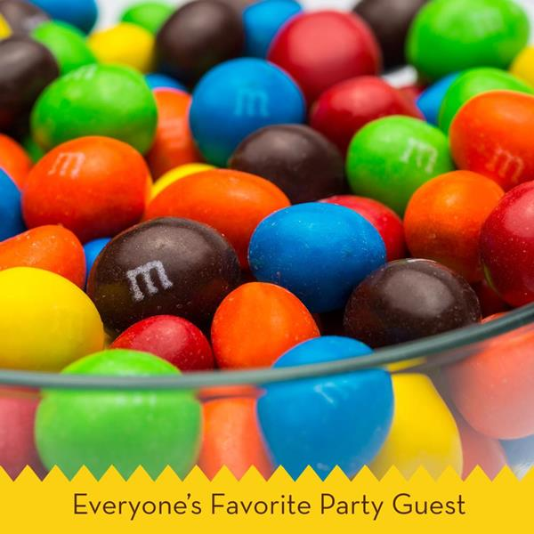 M&M'S, Peanut Milk Chocolate Candy Sharing Size Bag