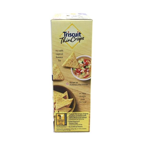 Nabisco Triscuit Thin Crisps Original