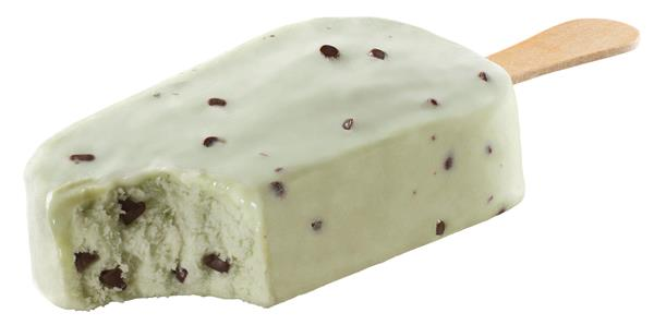 Chilly Cow Mint Dark Chocolate Chip Bar 5pk