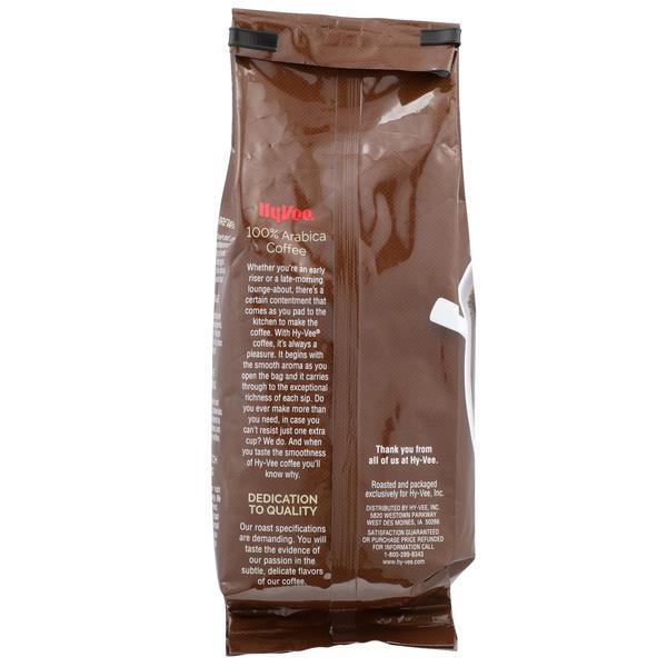 Hy-Vee Donut Shop Blend Light Roast Ground Coffee