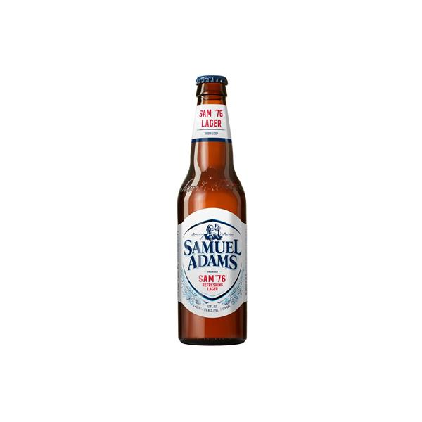 Samuel Adams Sam ྈ Crushable Craft Beer, Light & Flavorful 6 Pack