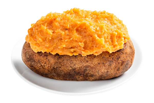 Twice Baked Sweet Potatoes Hy Vee Aisles Online Grocery Shopping