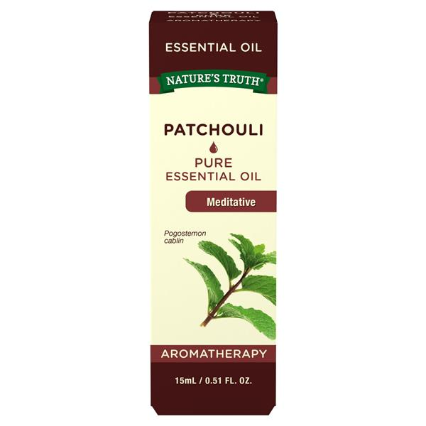 Nature's Truth Pure Patchouli Essential Oil