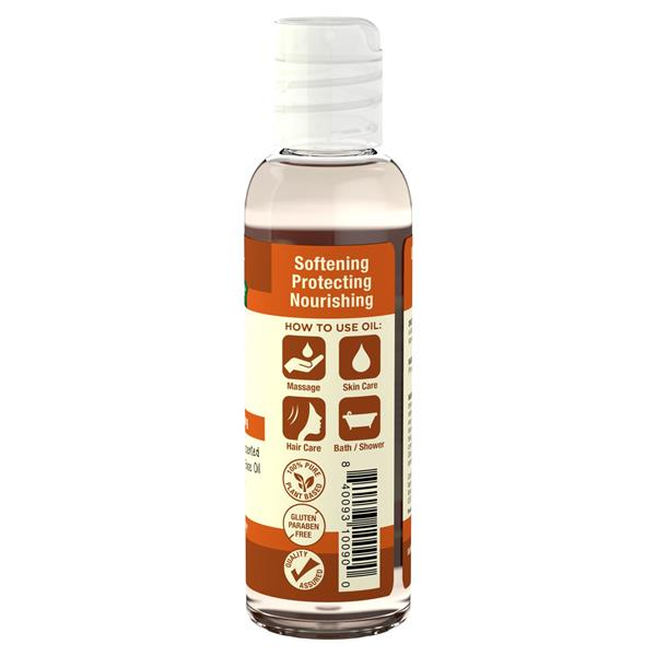 Nature's Truth Pure Sweet Almond Base Oil