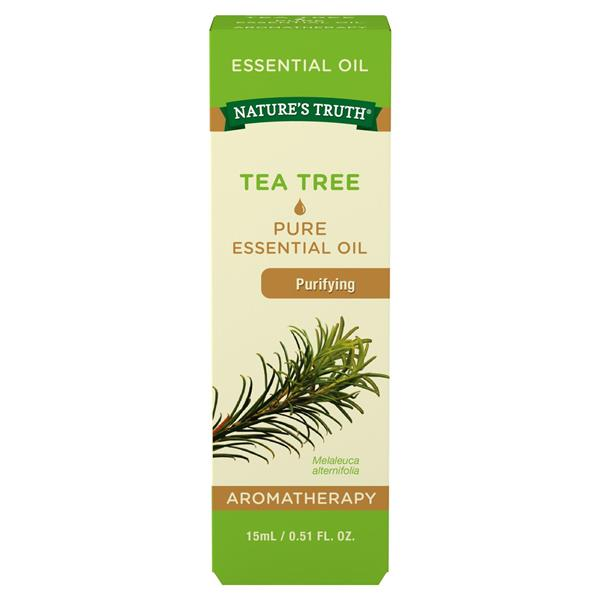 Nature's Truth Pure Tea Tree Essential Oil