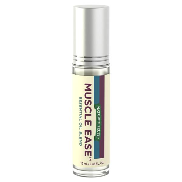 Nature's Truth Muscle Ease Essential Oil Roll-On