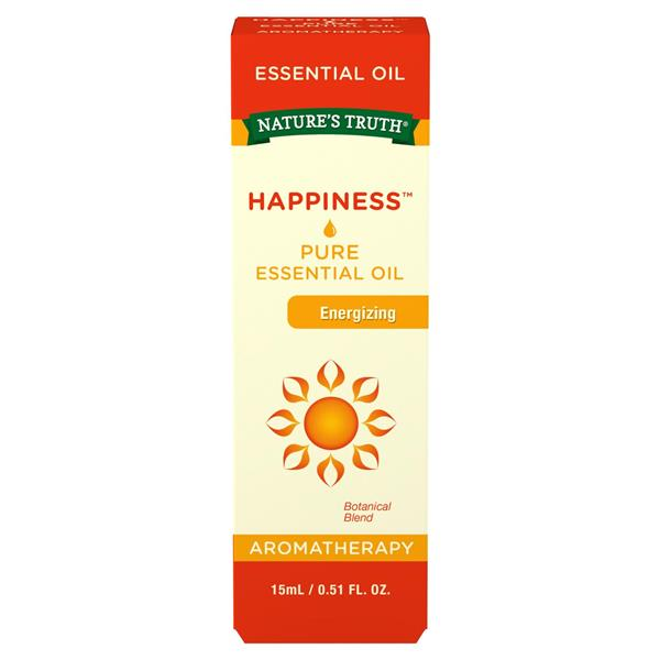 Nature's Truth Pure Happiness Essential Oil